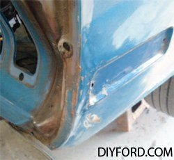 [Mustang Paint Prep and Body Filler – How to Restore Your Mustang] 1