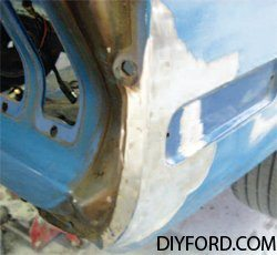 [Mustang Paint Prep and Body Filler – How to Restore Your Mustang] 2