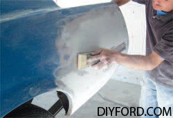 [Mustang Paint Prep and Body Filler – How to Restore Your Mustang] 4