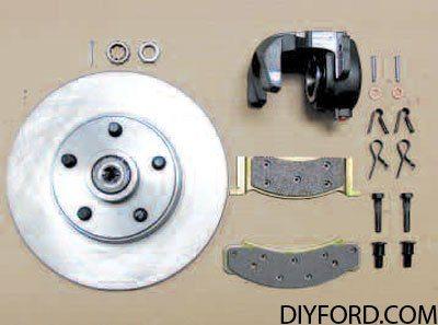 [Ultimate Brake Guide for Restoring Your Mustang]0011