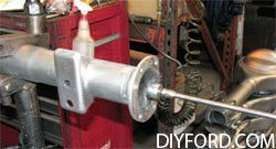 [Mustangs - How to Disassmble the the Rear Axle and Rebuild Assembly] 1