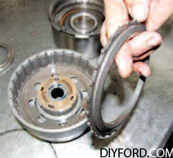 [Mustang Automatic Transmission Assembly - Restoration Tips] 2