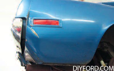 [How to Start a Mustang Restoration Project - Step by Step]03