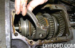 [How to Disassemble the Manual Transmission in a Mustang - Step by Step] 5