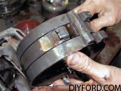 [Mustang Engine Disassembly and Inspection - Step by Step] 6