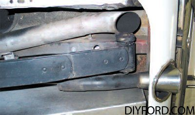 [Exhaust System Guide for Restoring Your Mustang]10