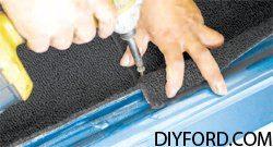 [Mustang Interior Guide - Carpet Replacement 1964 1/2 -1973] 10