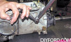[Mustang Automatic Transmission Assembly - Restoration Tips] 16