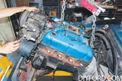 [How to Start a Mustang Restoration Project - Step by Step]21