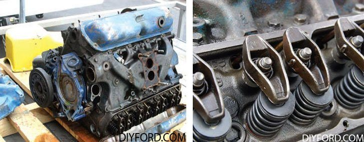 [Small-Block Ford Ultimate Disassembly Guide]0001