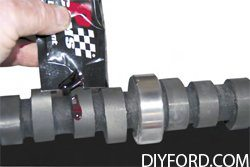 How to Install the Camshaft in Your Ford Big Block Engine 01