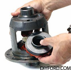 Ford 8.8 Inch Axle Disassembly and Inspection Guide - Step by Step 06