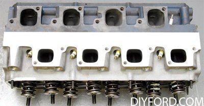 Ford 351 Cleveland Engine Cylinder Head Sources 07