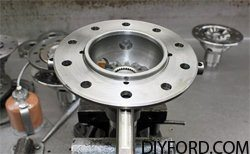 Ford 9 Inch Axle: Open Differential Assembly Guide 08