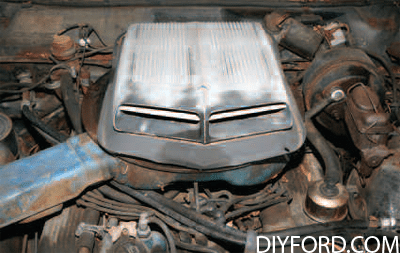 How to Rebuild Big-Block Ford - Prepare for Removal 1