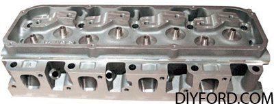 Ford 351 Cleveland Engine Cylinder Head Sources 11