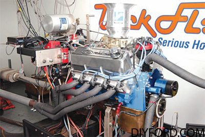 How to Build a 500 Horsepower Ford 351 Cleveland Engine 11