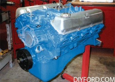 How to Install Your Big-Block Ford Engine Into Your Vehicle Step by Step 1