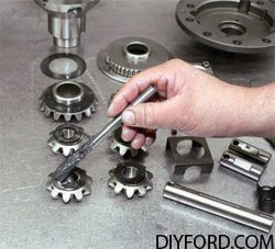 How to Assemble Ford 9 Inch Traction-Lok Differentials 1