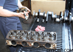 Big-Block Ford Engine Inspection and Parts Cleaning Guide 1