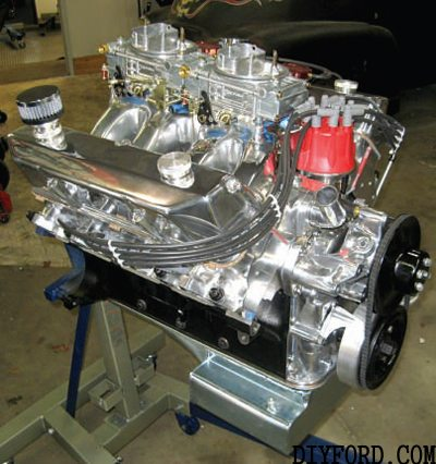 Ford FE Engines: The Complete History 1