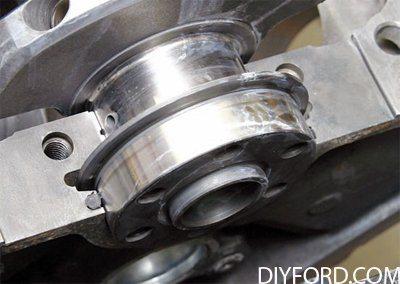 Ford 351 Cleveland Engines: Crankshaft Guide 12