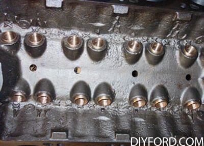 Ford 351 Cleveland Engine: Lubrication Guide 12