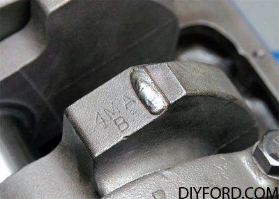 Ford 351 Cleveland Engines: Crankshaft Guide 13