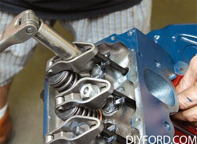 Ford 351 Cleveland Performance Guide: Valvetrain 13