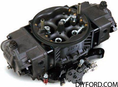 Ford 351 Cleveland Power Build: 600 Horsepower 14