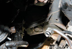 Rebuild Your Big-Block Ford - Remove Engine Step by Step 15
