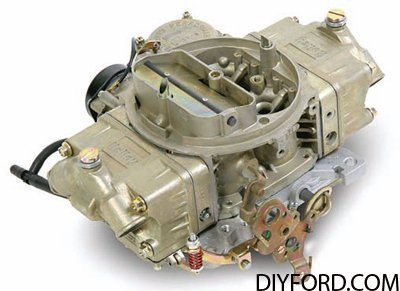 Ford 351 Cleveland Engine Carburetion Guide 1
