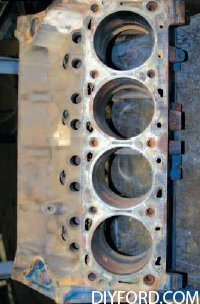 Big-Block Ford Engine Inspection and Parts Cleaning Guide 18
