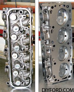 Ford Big-Block Guide: How to Refurbish the Cylinder Heads Step by Step 18