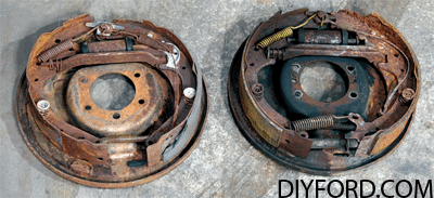 Ford Axle History and Identification: Ford Differentials 19
