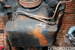 Rebuild Your Big-Block Ford - Remove Engine Step by Step 20