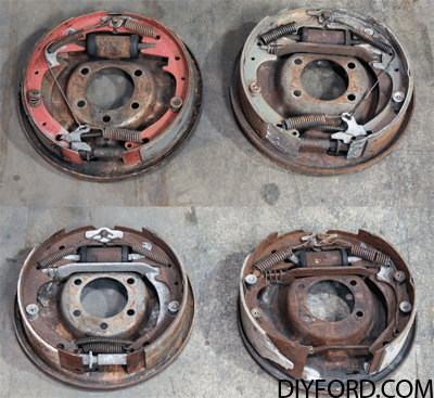 Ford Axle History and Identification: Ford Differentials 20