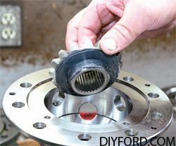 How to Assemble Ford 9 Inch Traction-Lok Differentials 2