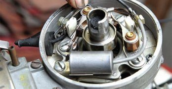 Ford 351 Cleveland Engine Breaker-Point Ignition Tips