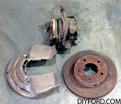 Ford Axle History and Identification: Ford Differentials 22