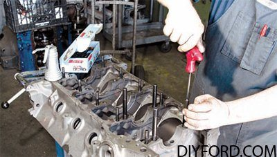 Ford 351 Cleveland Engines: Block Identification Guide 22