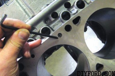 Ford FE Engine Oiling System: The Complete Guide 23
