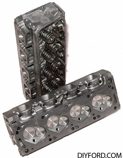 351 Cleveland Cylinder Heads Guide: Factory Iron Heads 2