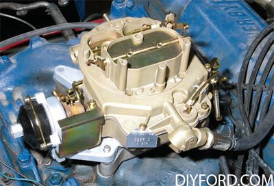 Ford 351 Cleveland Engine Carburetion Guide 2