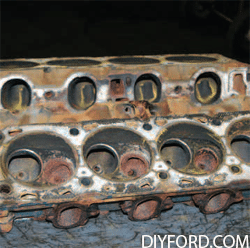 Big-Block Ford Engine Inspection and Parts Cleaning Guide 28