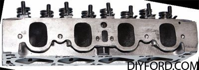 351 Cleveland Cylinder Heads Guide: Factory Iron Heads 3