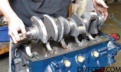 Ford 351 Cleveland Engines: Crankshaft Guide 4