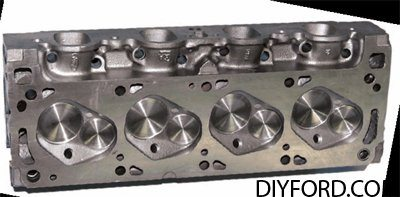 351 Cleveland Cylinder Heads Guide: Factory Iron Heads 4