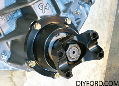 Ford Differentials Guide: Front Axle Applications 4