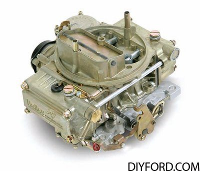 Ford 351 Cleveland Engine Carburetion Guide 4
